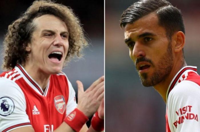 """""""Arsenal""""ın məşqində futbolçular arasında dava düşdü"""