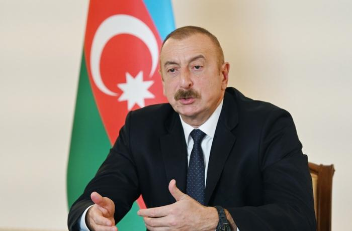 President Ilham Aliyev: Historical sites of Kalbajar - both mosques and churches are our historical treasures