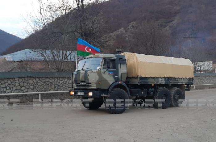 The directions of the Azerbaijani Army's entry into Kalbajar have been determined - VIDEO