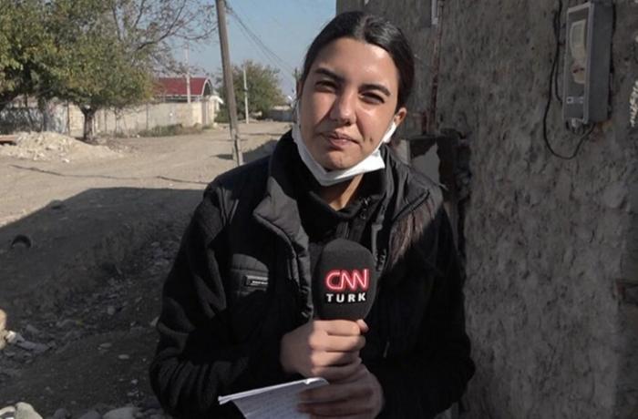 Qarabağ müharibəsini işıqlandıran türk jurnalisti COVID-19-a yoluxdu - FOTO