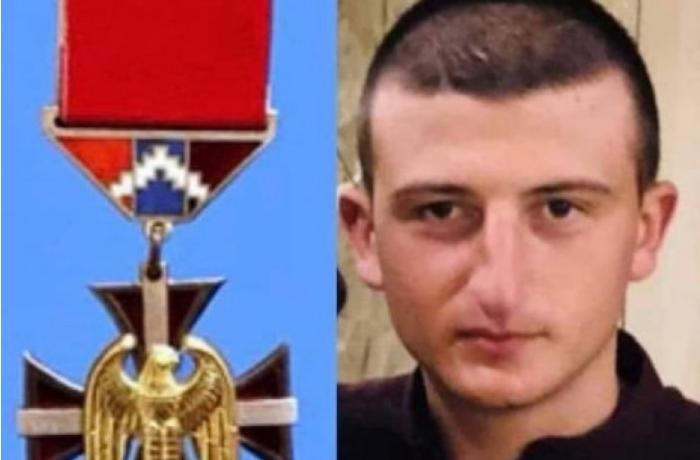 """Arayik Harutyunyanın """"qəhrəman"""" adı verdiyi terrorçu məhv edilib"""
