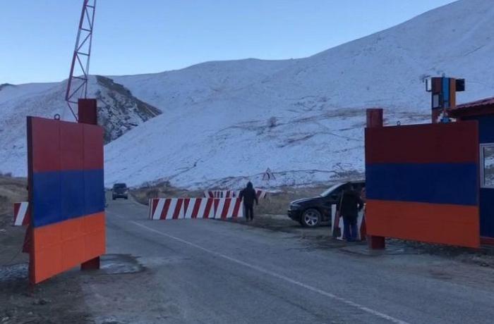 Ermənistan MN: Azərbaycan-Ermənistan sərhədində demarkasiya işlərinə başlanıldı