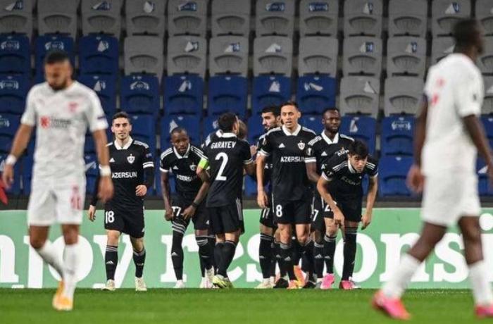 """""""Qarabağ""""ın futbolçusu: """"Biz daha gözəl qollar vurduq, amma uduzduq"""""""