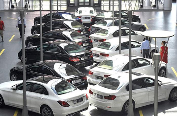 Nazirlik 2,5 milyon manata minik avtomobilləri alır - TƏFƏRRÜAT