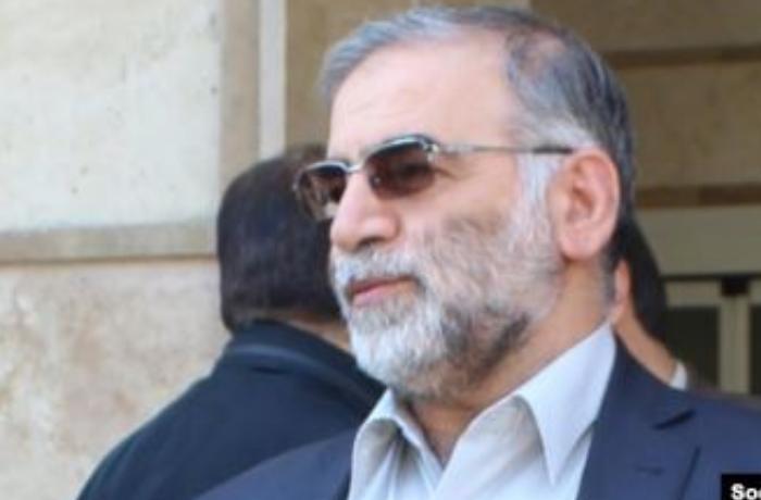 İranlı alimi öldürməkdə şübhəli bilinənlərin fotosu yayılıb – FOTOLAR