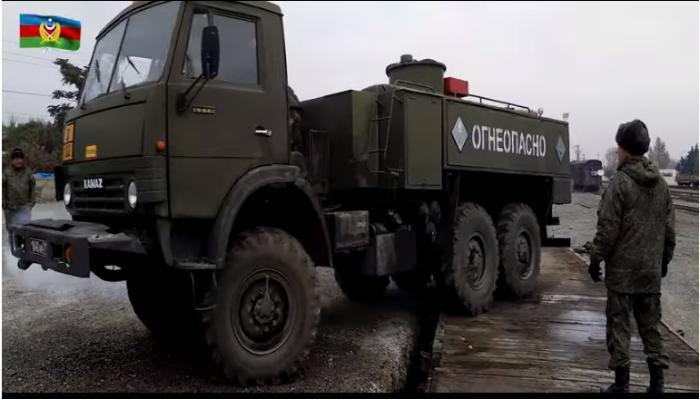 MN: Rus sülhməramlılarının təminatı ilə bağlı fəaliyyətlər həyata keçirilir - VİDEO