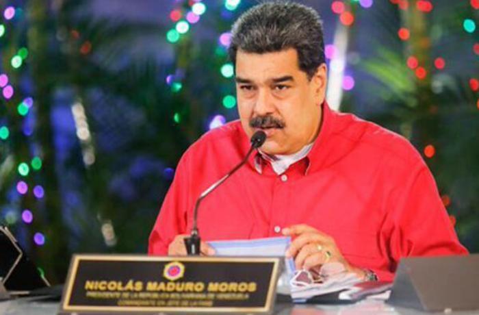Venezuella lideri Nicolas Maduro canlı yayında telefon numarasını paylaştı