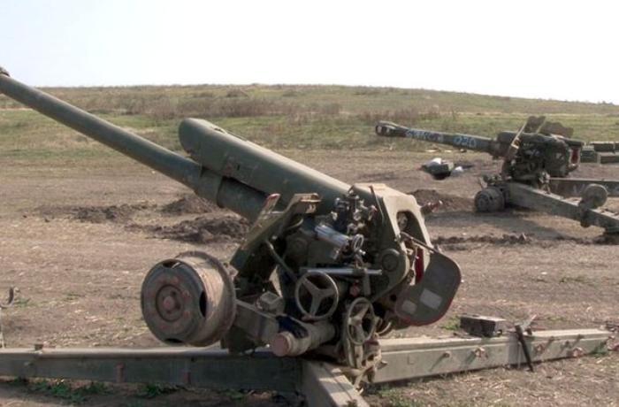 Опубликованы кадры брошенной врагом военной техники - ВИДЕО