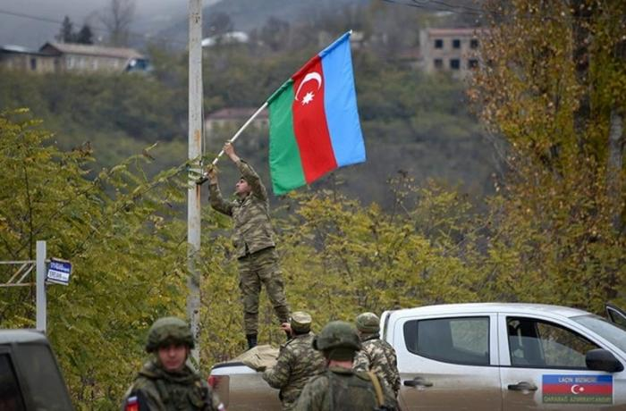 Georgian media highlight Lachin liberation