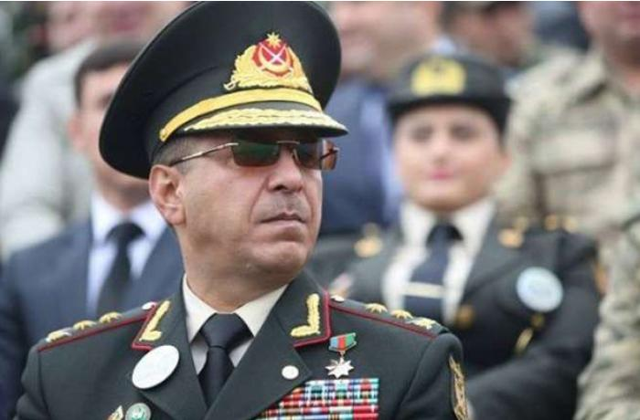 Azerbaijani Lieutenant-General Rovshan Akbarov arrested - OFFICIAL