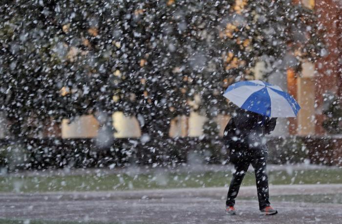 Quba, Xaltan və, Şabranda yağış, Xaçmaz, Qusar və Şahdağda qar yağır - FAKTİKİ HAVA
