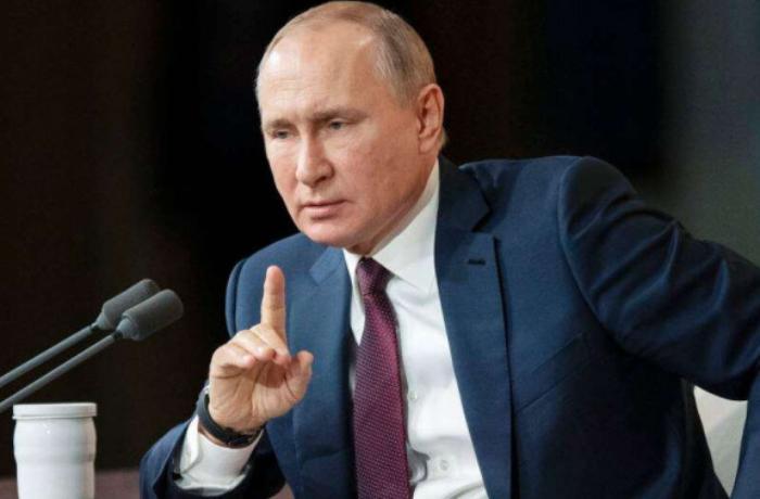 Putin koronavirusa qarşı geniş miqyaslı peyvəndləmə barədə göstəriş verdi