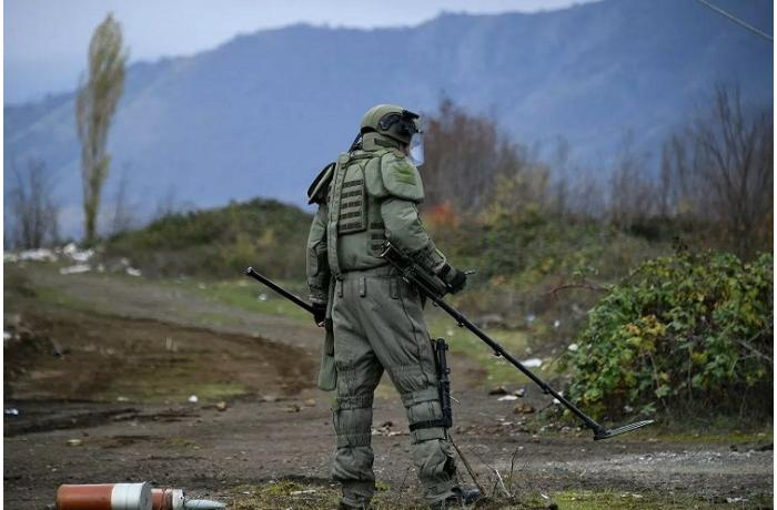 Rusiya FHN Ağdamı minalardan təmizləyəcək