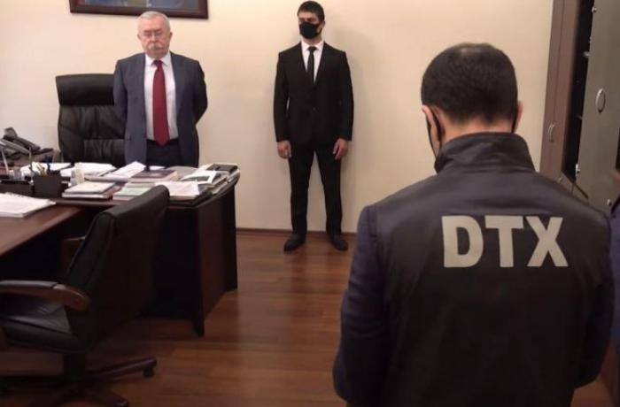 """Şahid: """"XİN-in şirkətə köçürdüyü pulu Səlim Əlizadəyə nağdlaşdırıb verdim"""""""