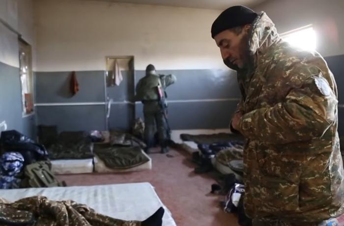 Ermənistan ordusu acınacaqlı vəziyyətdədir -