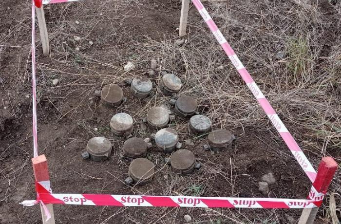 Suqovuşana çəkiləcək avtomobil yolu minalardan tamamilə təmizlənildi - FOTO