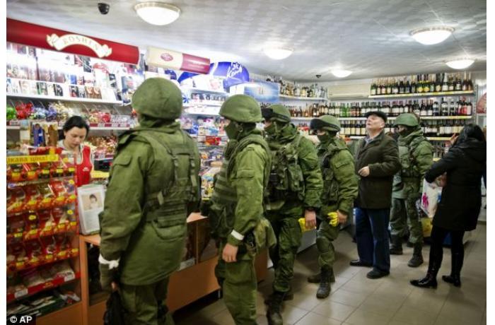 Erməni hərbi ekspert:  -