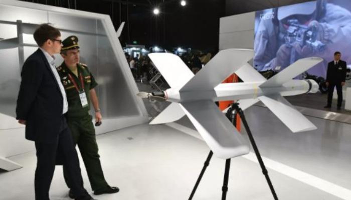 Rusiya pilotsuz təyyarələri vura biləcək yeni silah hazırlayır