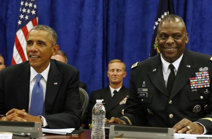 Biden chooses retired general Lloyd Austin as defense secretary: sources