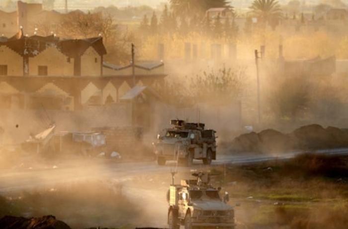 ABŞ Suriyanın şərqinə edilən hava hücumlarını təsdiqlədi