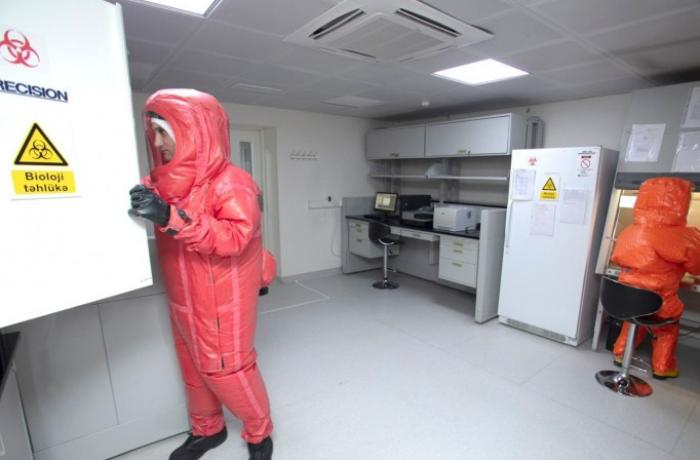 Çexiyada koronavirusu məhv edən kağız hazırlanıb