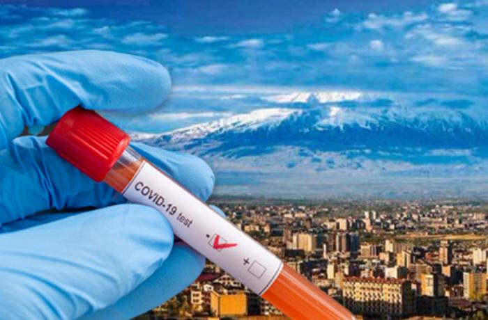 Ermənistanda son sutkada 2 minə yaxın insan koronavirusa yoluxdu – 20 nəfər öldü