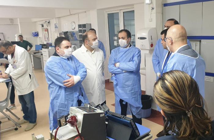 Ermənistanda sutkada 2200-dən çox insan koronavirusa yoluxdu - 21 nəfər öldü
