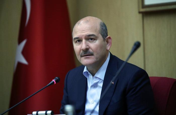 Türkiyənin Daxili İşlər naziri koronavirusa yoluxub