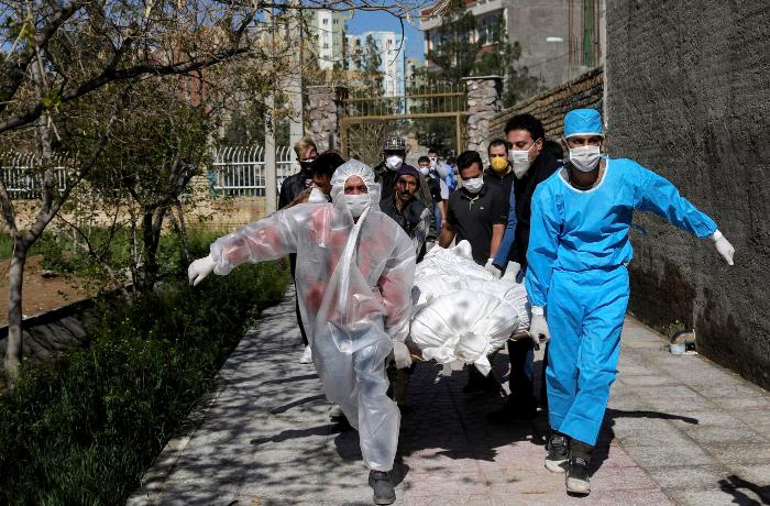 İranda koronavirusdan ölənlərin sayı 50 minə yaxınlaşdı