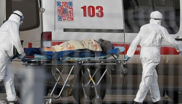 Rusiyada koronavirusdan ölənlərin sayı 39 mini ötdü