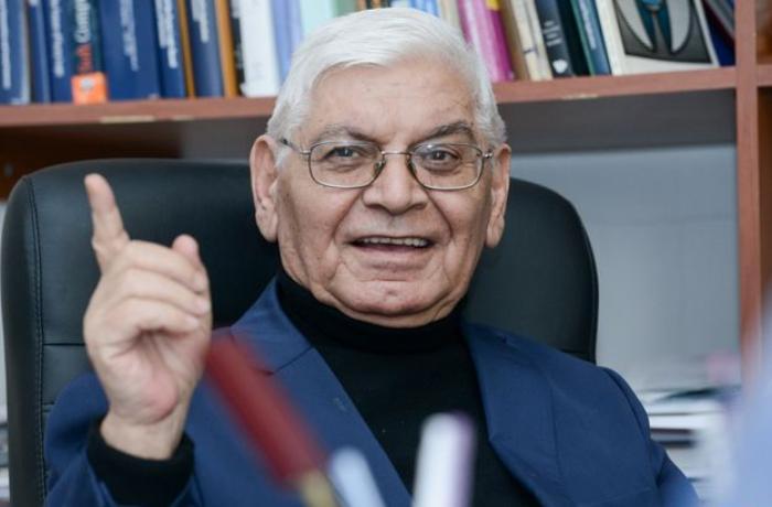 """Rafiq Əliyev: """"Mən Allahsız alim tanımıram"""" – MÜSAHİBƏ"""