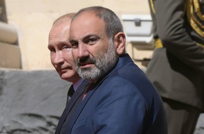 Putinin yaydığı məlumat Ermənistanda narazılıqlara səbəb oldu
