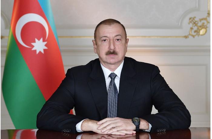 İlham Əliyev Naxçıvanda səfərdədir