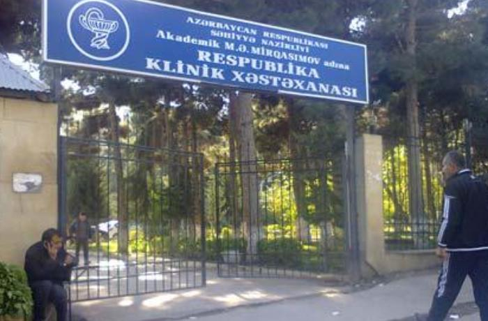 Azərbaycanda kişiyə hamilə diaqnozu qoyuldu - FOTOFAKT