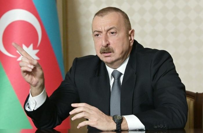 "Azerbaijani President: ""If there is aggression from outside against us, they will see those F-16s"""