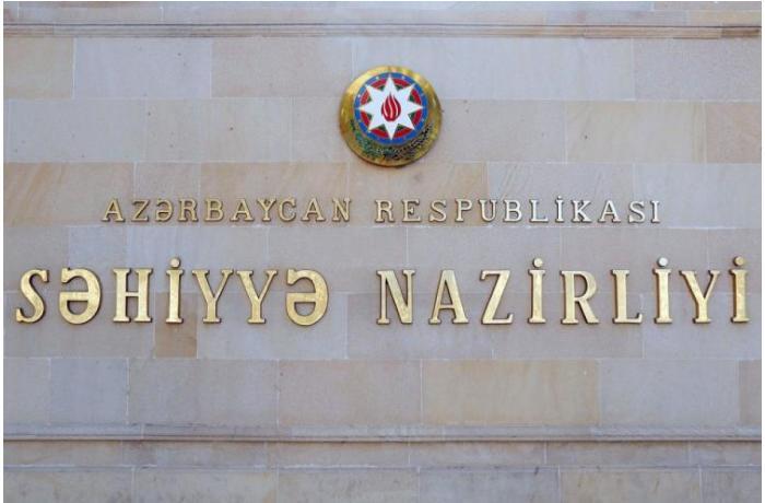 Səhiyyə Nazirliyi vaksinasiya ilə bağlı vətəndaşlara müraciət edib