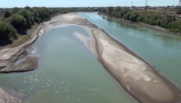 Kürün aşağı axımında suyun duzluluğu artıb, səbəbləri araşdırılır
