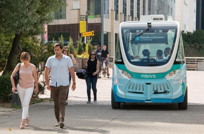 Avropanın 5 şəhərində sürücüsüz avtobuslar sınaqdan keçiriləcək