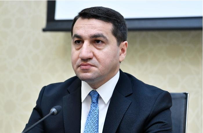 "Hikmet Hajiyev: ""International journalists are visiting liberated Fuzuli region of Azerbaijan"""