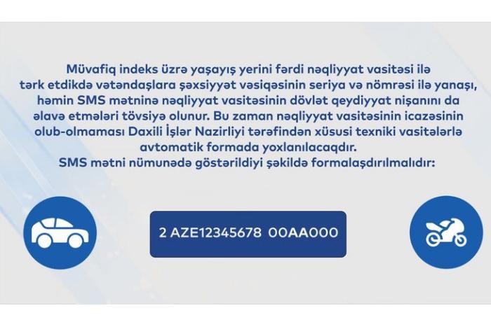 Azerbaijan cancels SMS permission system