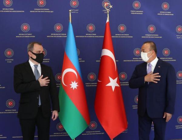 Azərbaycan və Türkiyə XİN rəhbərlərinin telefon danışığı olub