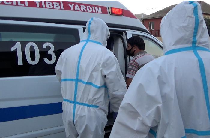 Yaşadığı evi tərk edən daha bir koronaviruslu xəstə saxlanıldı