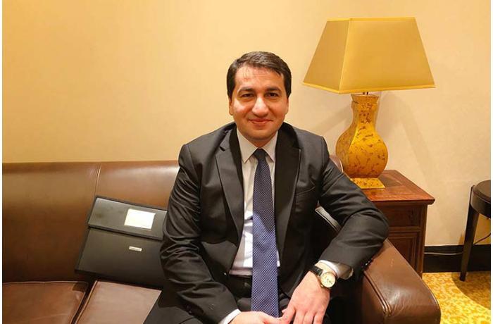 Hikmət Hacıyev 32 il qabaq Ağdamda yaşadığı xatirəsini danışdı - VİDEO