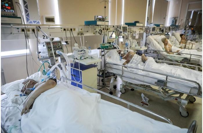 Rusiyada son sutkada 400-ə yaxın insan koronavirusdan öldü