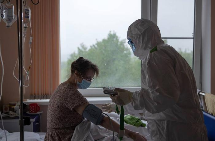 Moscow reports more than 1,000 new coronavirus infections for first time since June 23