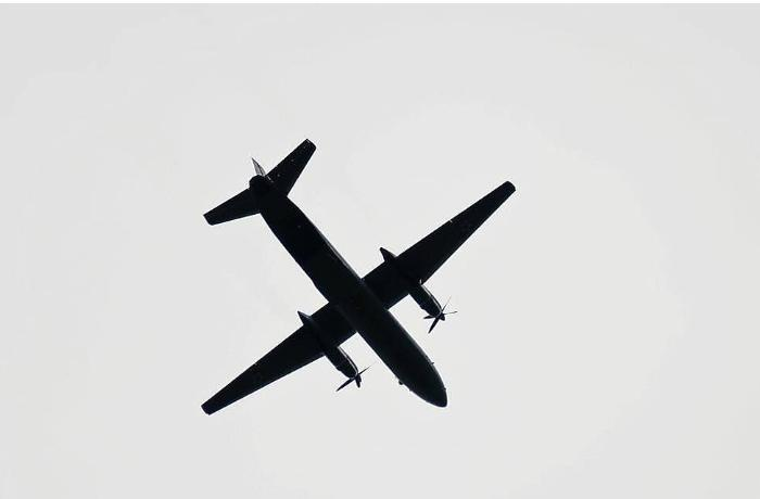 An-26 military plane crashes in northeastern Ukraine, casualties reported