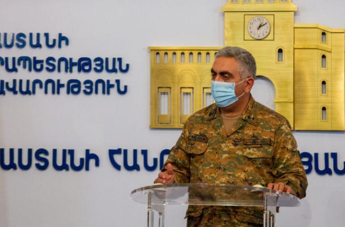 """Artsrun Ovannisyandan etiraf: """"Bəli Azərbaycan Ordusu, Syunikin qapılarına yaxınlaşıb"""""""