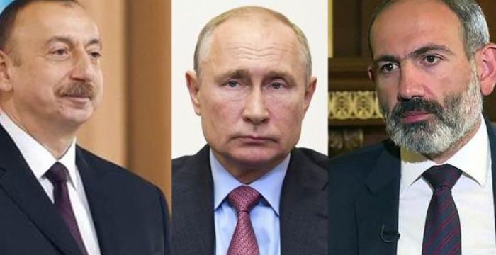 Azərbaycan, Rusiya və Ermənistan liderlərinin bu tarixdə Moskvada görüşü ba ...