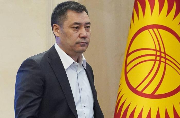 Japarov claims victory in Bishkek in Kyrgyz elections after 100% ballots processed