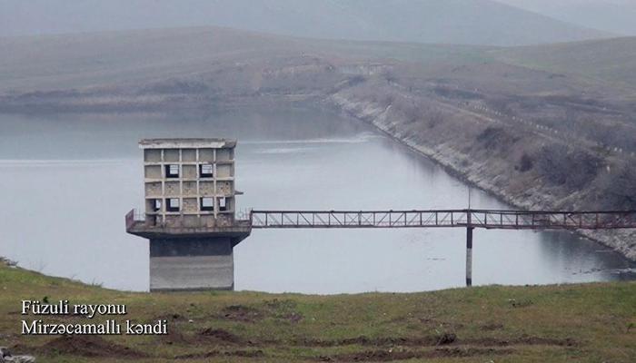 Mirzajamalli village of the Fuzuli region - VIDEO
